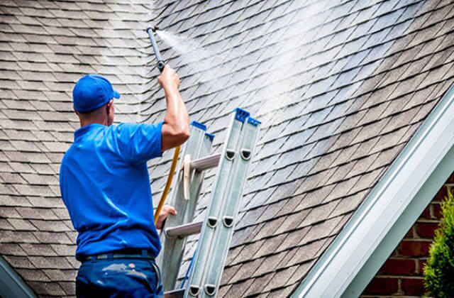 carmel roof cleaning